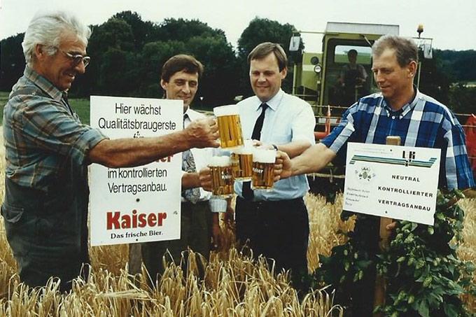 Kaiser Brauerei Geislingen KVA-Hopfen