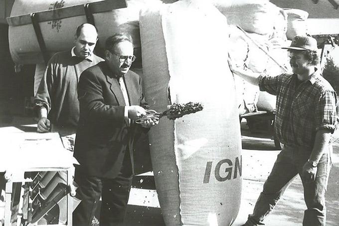 Landwirtschaftsminister Bocklet